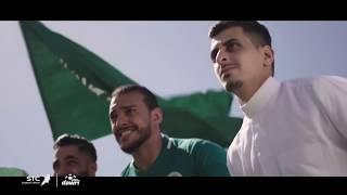 توقعات الجماهير السعودية حول نتيجة مباراة السعودية وروسيا