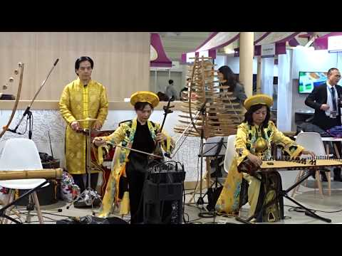 ITB Berlin – Live Shows 2018 – Vietnam – 2