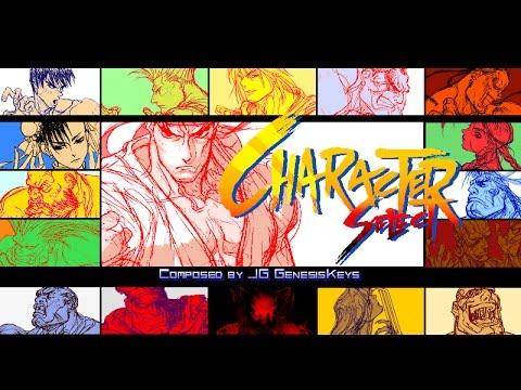 Genesis character select