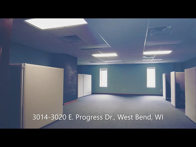 3014 - 3020 East Progress Drive - West Bend, Wisconsin (PARADIGM Virtual Tour)