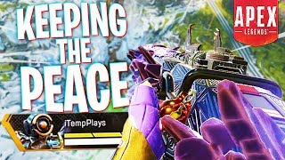 Keeping the Peace! - PS4 Apex Legends