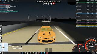 Roblox Ultimate Driving Westover Islands: Killed a cop and escaping