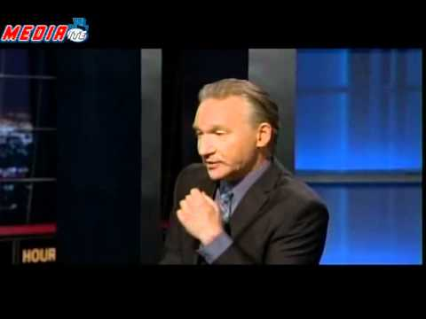 Bill Maher To Muslim Rep. Keith Ellison: The Qur'an Is A 'Hate Filled Holy Book ""