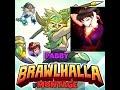 A Brawlhalla Montage - [Pabby]