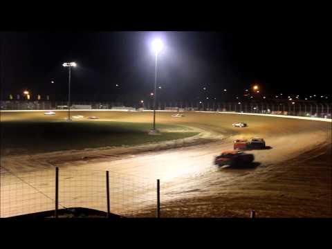 Portsmouth Raceway Park Bomber Feature 9/20/14