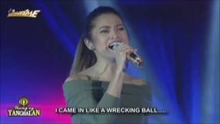 Download Eumee Capile- Wrecking Ball Mp3