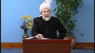 Urdu Tarjamatul Quran Class #106, Surah Al-Taubah v. 52-72, Islam Ahmadiyyat
