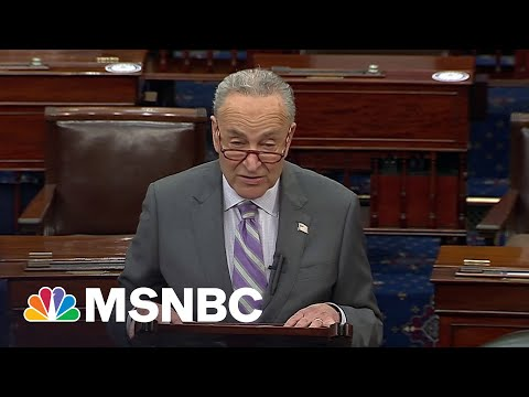 Schumer: 'No Good Justification' For Opposing January 6 Commission