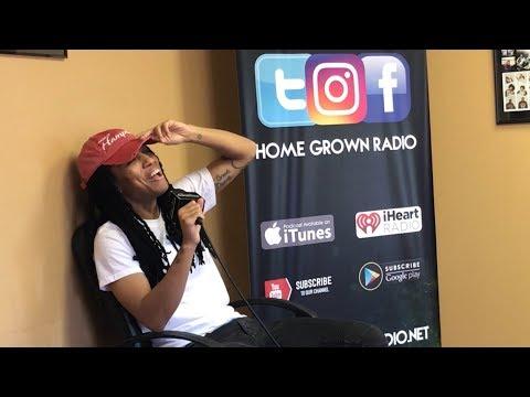 Taz discusses Hampton & Seven Five Mixtapes, CAS, VA Music Scene, entrepreneurship, & more.