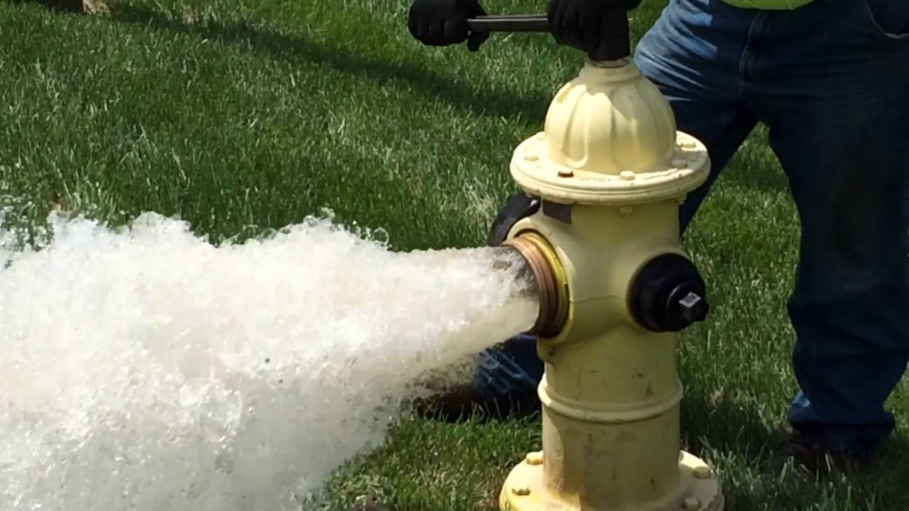 Hydrant Flow Testing - Torvac Solutions