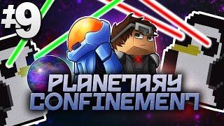 Minecraft Planetary Confinement #9 | PENGUIN INVASION! - Vanilla Minecraft Mod Pack
