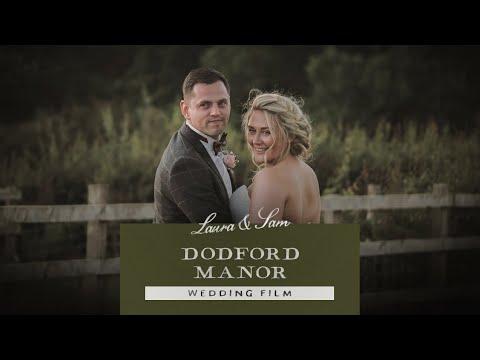 Dodford Manor | Laura & Sam's Wedding Film 2019 | Northamptonshire Wedding Video