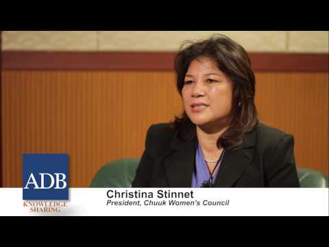 Sustainable Asia Leadership Program: Christina Stinnet