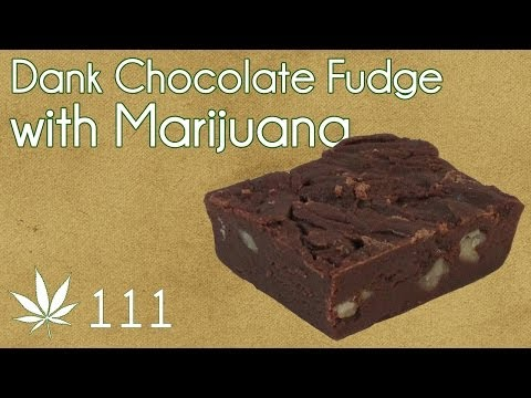 Dank Chocolate Fudge Cooking with Marijuana #111