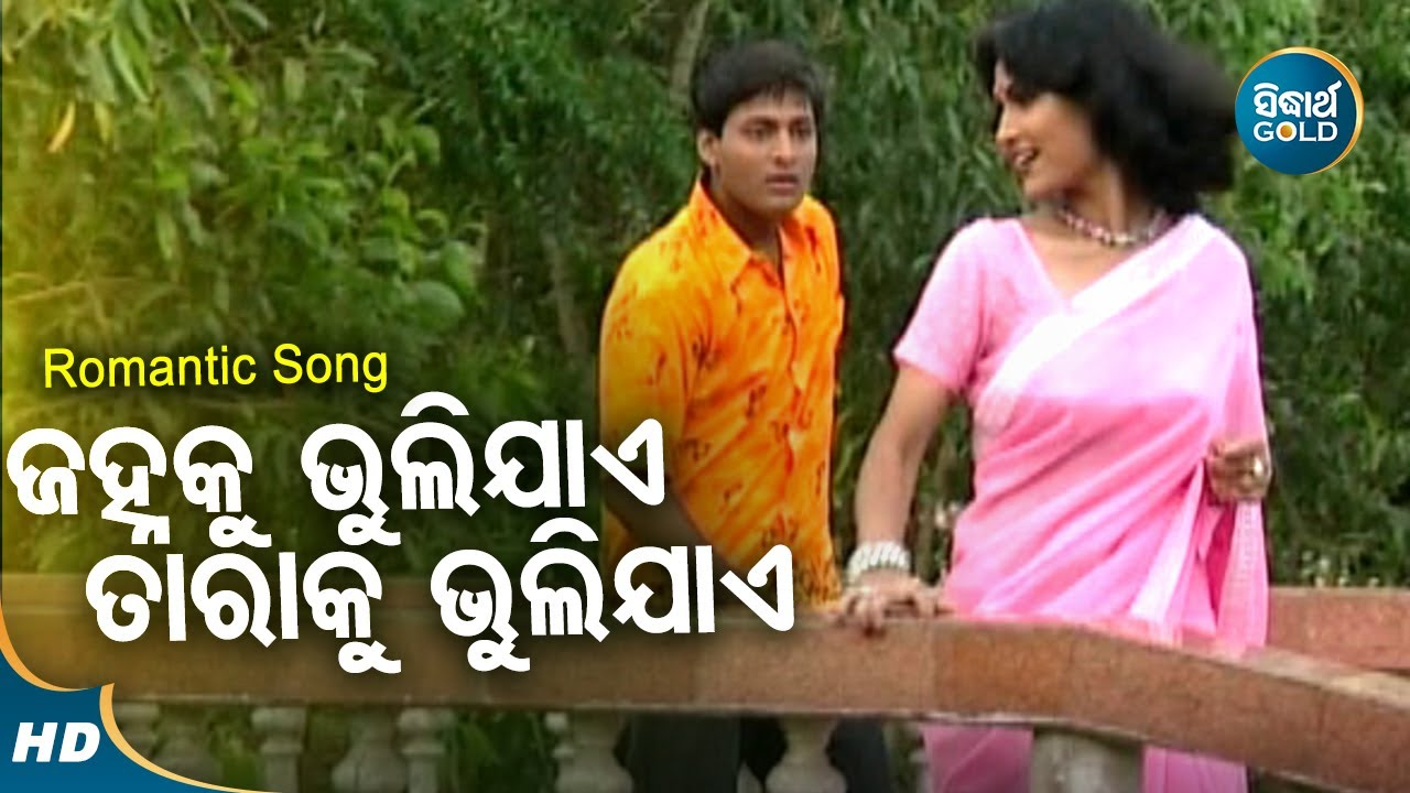 Janhaku Bhulijaye - Romantic Album Song   ଜହ୍ନକୁ ଭୁଲିଯାଏ   Arvind,Rashmi Mohapatra   Sidharth Gold