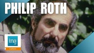 Philip Roth, le plus grand écrivain américain pour Philippe Sollers | Archive INA