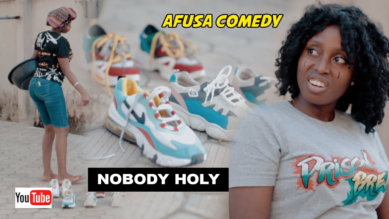 Download AFUSA COMEDY: NOBODY HOLY