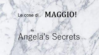 Le cose di... Maggio! #empties