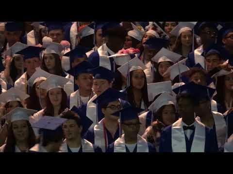 Federal Way High School Senior Graduation at Tacoma Dome 6-16-18