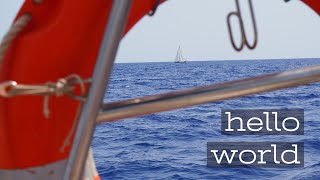 'Hello world! (Short Video Introduction)' | The Sailing Nomads