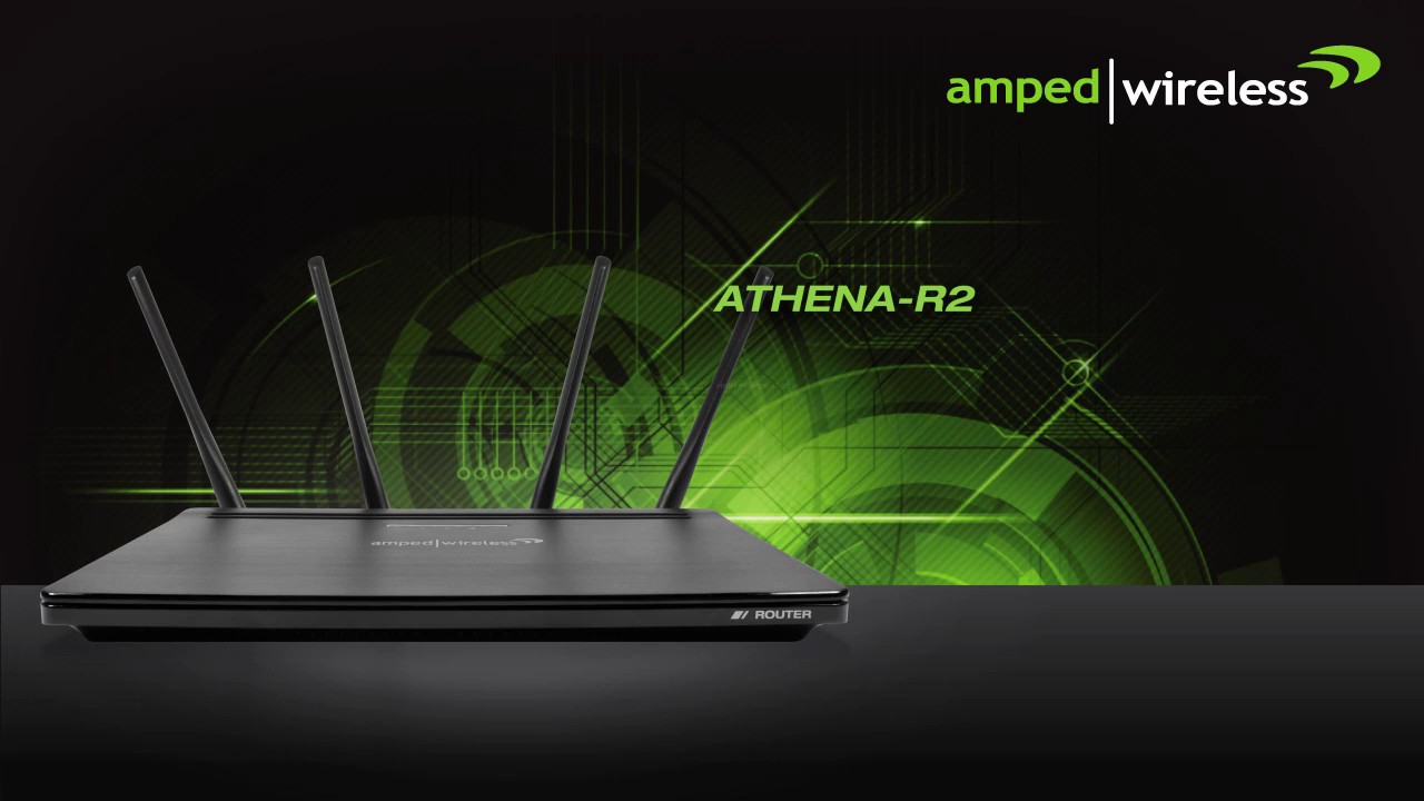 Amped Wireless RTA2600 Router 64 BIT