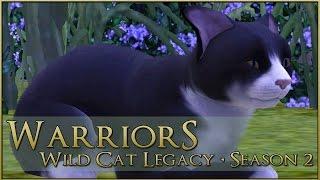 A Crow's Broken Heart • Warrior Cats Sims 3 Legacy Season Two - Episode #3