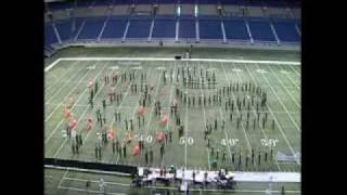 azle high school marching band 2009 state competition if the shoe fits