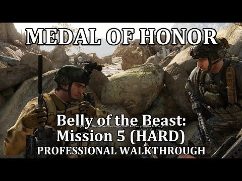 Medal of Honor: Belly of the Beast (Mission 5) HARD
