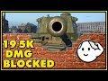 Type 5 Heavy - 19,5K Damage Blocked - World of Tanks Gameplay
