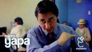 microYAPA: Habla a mis espaldas