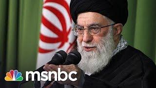 Obama's Secret Letter To Iranian Leader | msnbc