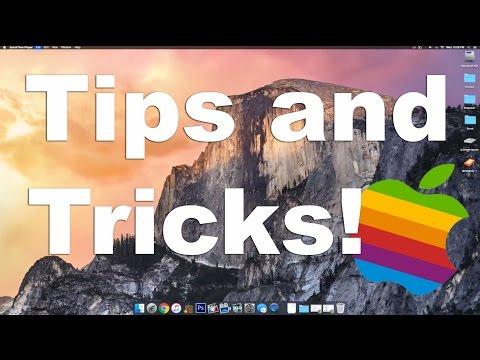Improve mac experience