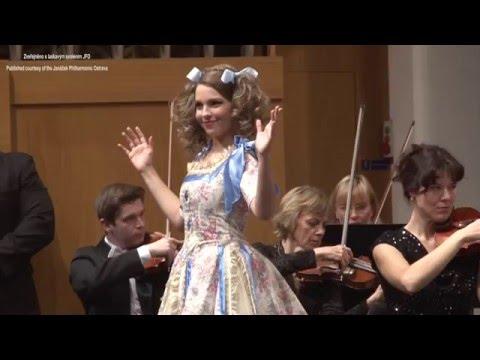 """Patricia JANEČKOVÁ: """"Les oiseaux dans la charmille"""" (Jacques Offenbach - Les contes d' Hoffmann)"""