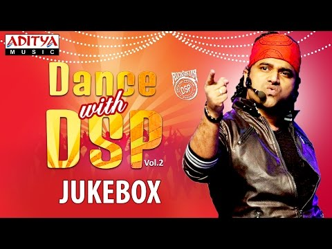 Dance with DSP Vol.2 || Jukebox || Telugu Songs Collection