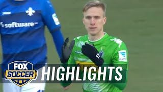 Video Gol Pertandingan Darmstadt 98 vs Borussia Monchengladbach