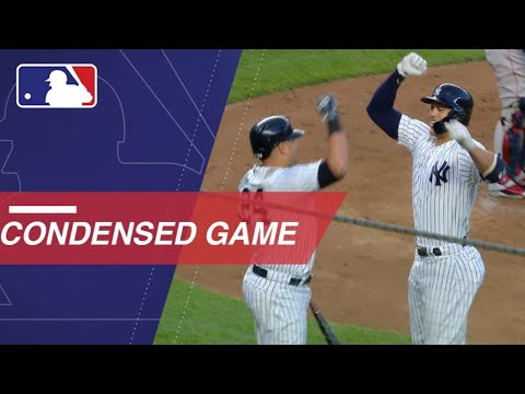 Condensed Game: BOS@NYY - 5/8/18