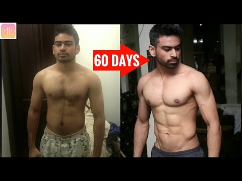 Natural Body Transformation | FITNESS MOTIVATION INDIA