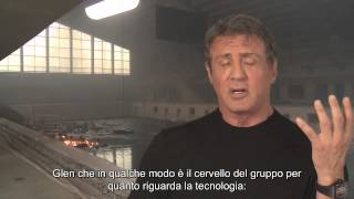 I Mercenari 3 - The Expendables: intervista a Sylvester Stallone (sottotitoli in italiano)
