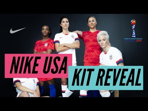 Nike Drops NEW USWNT Kits! Feat. Carli Lloyd, Alex Morgan, Mal Pugh and More