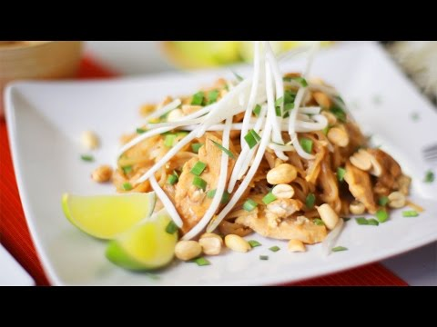 How to make Chicken Pad Thai