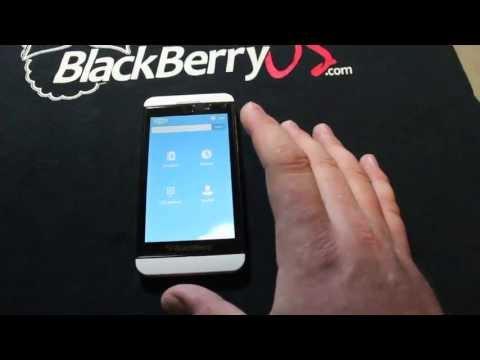 Skype Working On The BlackBerry Z10
