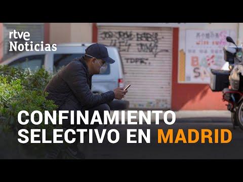 La situación de MADRID: NUEVAS RESTRICCIONES y UCIS al límite | RTVE