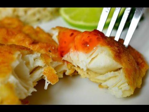 Вкусные рецепты из рыбы и -