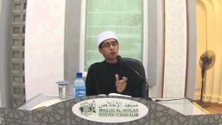 Ustaz Umar Abdul Aziz  Uua  - Adab Sulukil Murid  Ks 12/3/2016