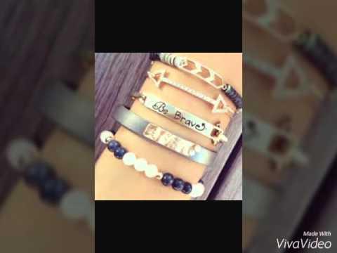 9e8351707 اخر صيحات الموضه اكسسوارات بناتية'' - YouTube