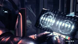 BATMAN™: ARKHAM KNIGHT Entrance to the 2nd Stagg Airship