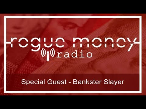 Rogue Mornings: Guest - Bankster Slayer - QAnon, Petro-Yuan