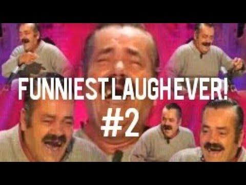 EL RISITAS: FUNNIEST LAUGH EVER! #2 - By John Rosello ...