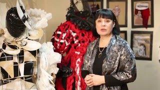 Театральный костюм, видеоурок №5. Екатерина Устинова