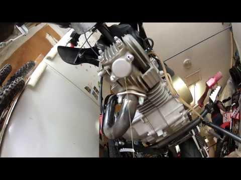 -TUTO- Calage culbuteur Soupapes - Dirt 125 Lifan-